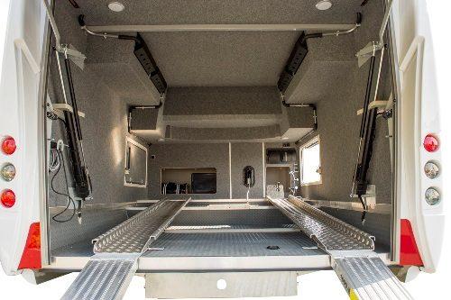 Garage 1000 SQD Car - Camping car Liner - LeVoyageur