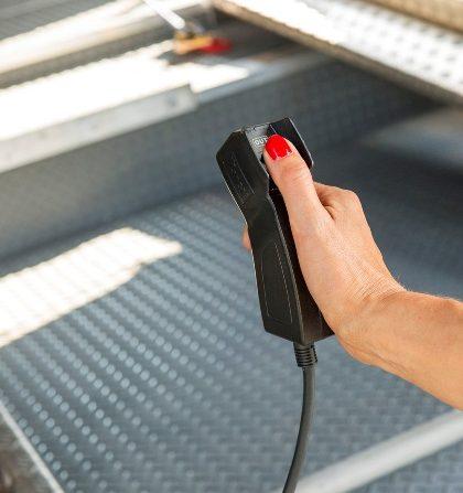 Treuil à télécommande électrique - LeVoyageur Liner