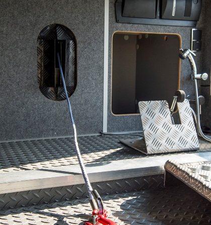 Treuil garage 1000 SQD Car - Camping car Liner - LeVoyageur